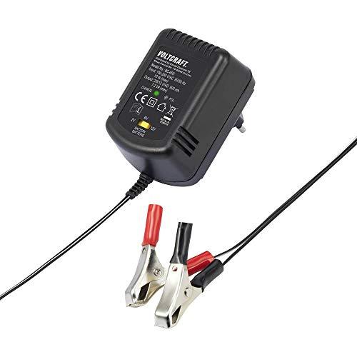 Caricatore per batterie al piombo VOLTCRAFT BC-600 2 V, 6 V, 12 V Piombo-Gel, Piombo-Acido, Piombo-AGM