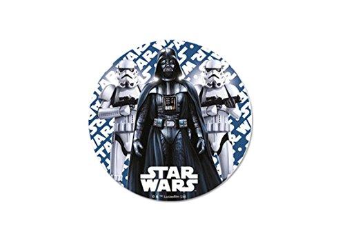 Oblea para tartas La Guerra de las Galaxias, 40200,Decoración tartas