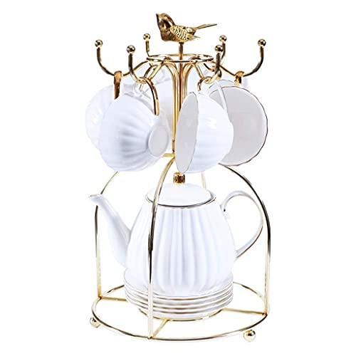 Tea Set Coffee Cup Set Ceramic Flower Tea Cup Set Afternoon Tea Cup Tea Set Tea Gift Sets
