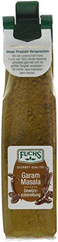 FUCHS Garam Masala Gewürzzubereitung, 4er Pack (4 x 25 g)