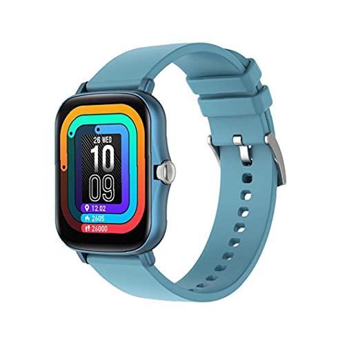 Inteligente Venda de Reloj del Reloj del perseguidor de la Aptitud Y20 Impermeable SmartWatch de Pantalla táctil Completa del corazón Inteligente Detección Tasa Hombres Mujeres Azul