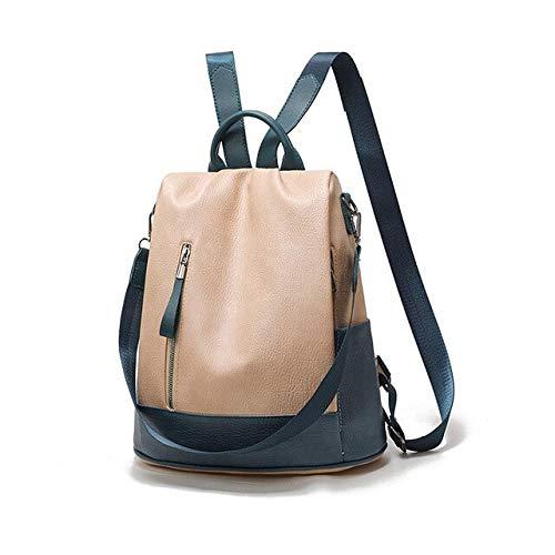 Anti Theft Backpack Women Bags Multifunction Female Backpack Girls School Bag Travel Backpack 31 * 32 * 16CM B