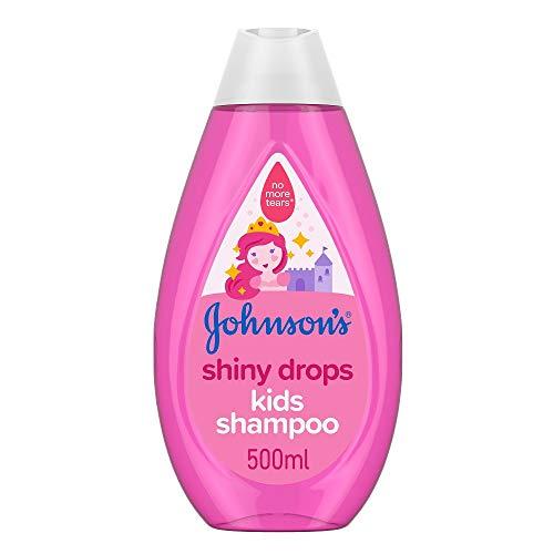 Johnson's Baby Johnson's Kids Shiny Drops Shampoo, 500 ml