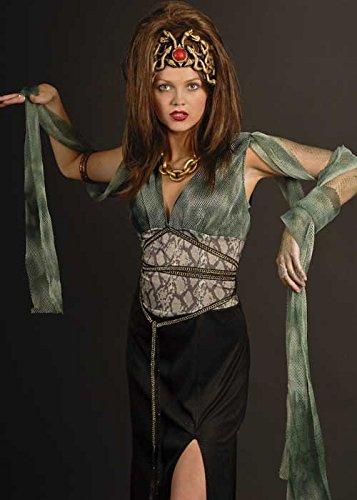 Disfraz de diosa griega damas Medusa