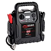 #LightningDeal Save 20% on Clore JNC550A 1100 Peak Amp Jump Starter with Air Compressor