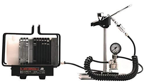 GSIクレオス Mr.リニアコンプレッサー L10/レギュレーター/プラチナセット 模型用塗装用具 PS322