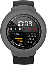 M.G.R.J® Case for Amazfit Verge, Soft & Flexible Silicon TPU Case Cover for Huami Amazfit Verge Smart Watch (Gray)