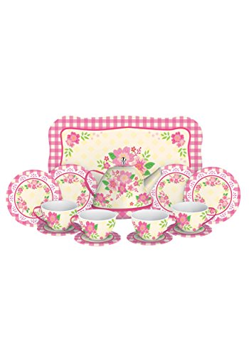 Schylling Fancy Tin Tea Set