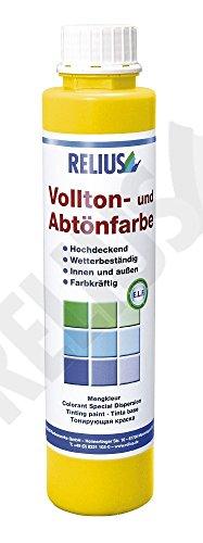 Relius Vollton- und Abtönfarbe 522maigrün 0.75 Liter