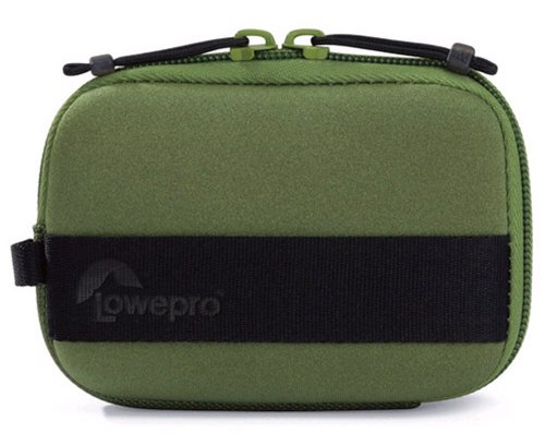 Lowepro Seville 20 - Funda para cámaras compactas, Verde