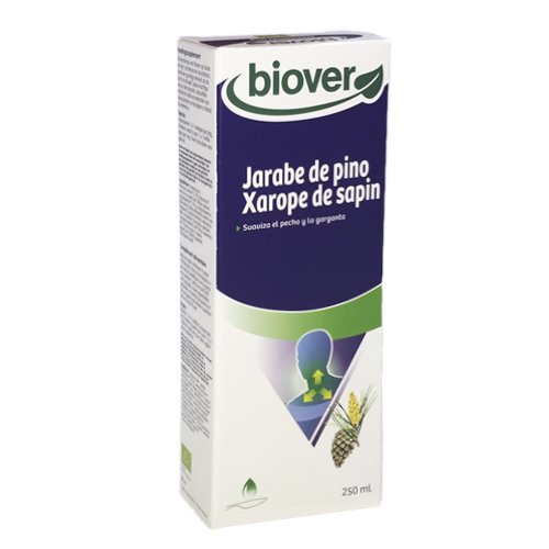 Biover Jarabe de Pino - 250 ml