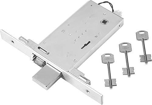 Serratura doppia mappa elettrica per porte alluminio da fascia Art. 6973/6993 FEB