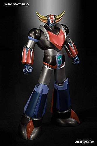 Jungle Mighty Mecha Series 01 GRENDIZER 55CM Metallic Color Version Limited 50 PCS Worldwide