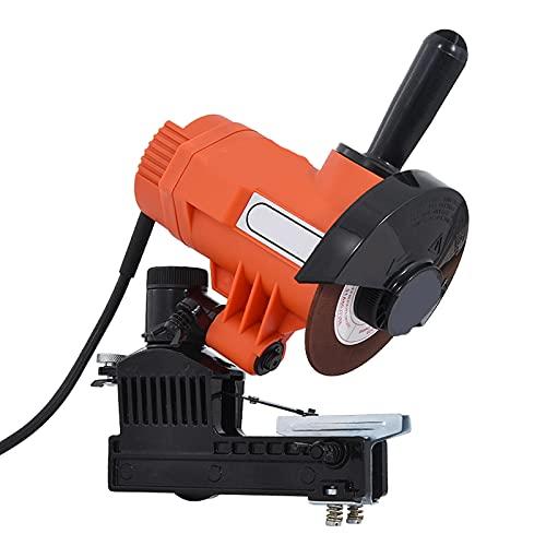 WGang 200V 85W Clip Type Grinding Chain Machine Portable Electric Chainsaw Chain Sharpener Chain Saw Sharpener Tool
