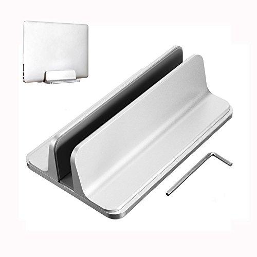 Lanker Supporto Per Laptop Con Materiale In Alluminio, Misura Per Macbook Microsoft Surface, Dell XPS, HP, Samsung, Notebook Lenovo 10 '~ 17' - AT04A