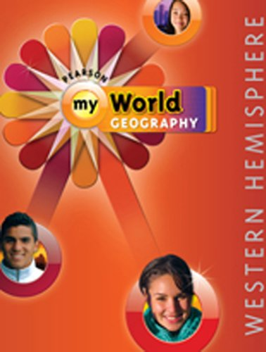 Download Middle Grades Social Studies 2011 Geography Student Edition Western Hemisphere 0133638081