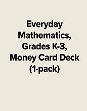 Everyday Mathematics, Grades K-3, Money Card Deck (1-pack) (EVERYDAY MATH GAMES KIT)
