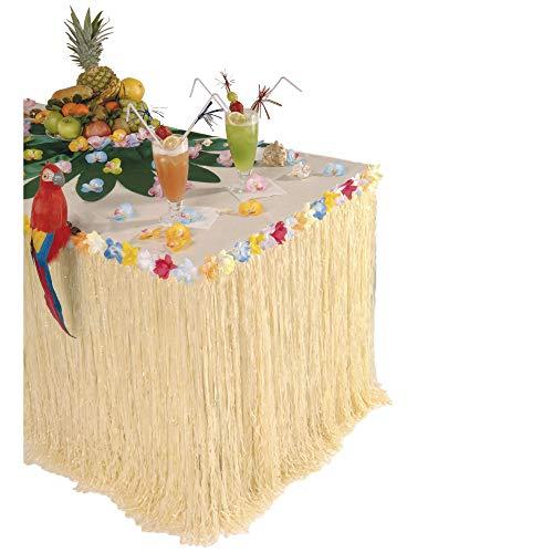 Widmann 5509 K-Tropical Décoration de Table Style hawaïen pour fête