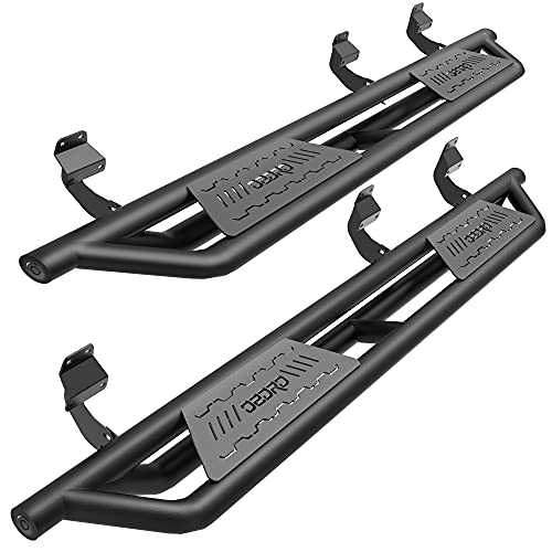 oEdRo 6.5'' Running Boards Compatible with 2015-2021 Ford F150, 2017-2021 F250...