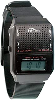 Tel-Time VII Spanish Talking Watch