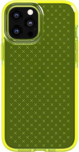tech21 EVO Check - Funda antimicrobiana para Apple iPhone 12 Pro MAX 5G (protección contra gérmenes)