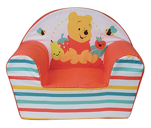 FUN HOUSE 713013 Disney Winnie l'ourson Fauteuil Club Enfant Origine France Garantie,