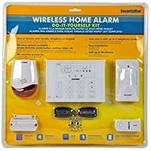 Wireless Home Alarm: Do-It_Yourself Kit