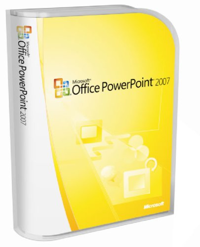 Microsoft PowerPoint 2007 (Upgrade) (PC) [Import anglais]