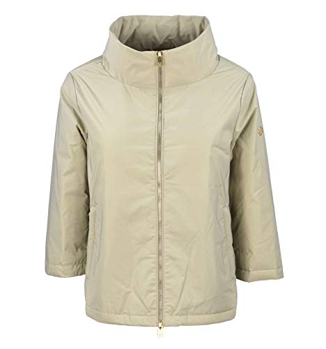 CIESSE PIUMINI - Chaqueta de plumón de verano para mujer, color beige Jacqueline 916XXP – 26519 predeterminado 44