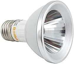 Bonlux 7 Watt LED PAR20 Narrow Flood Light Bulb 25 Degree Beam Spread 120 Volt 50W PAR20 LED Replacement Daylight 5000K
