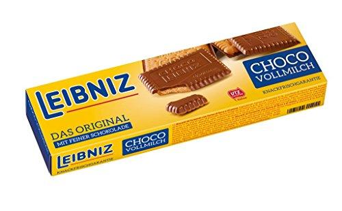 Leibniz Choco Vollmilch, 125g Packung