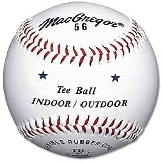 MacGregor #56 Official Tee Balls (One Dozen)