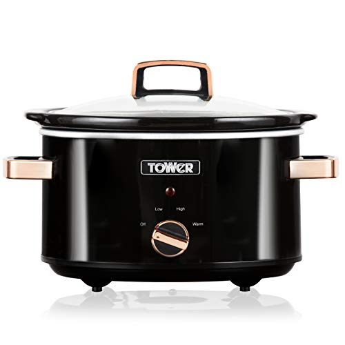 Tower T16018RG Stainless Steel S...