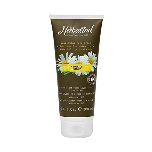 Glycerin Hand Cream 200ml cream by Herbalind