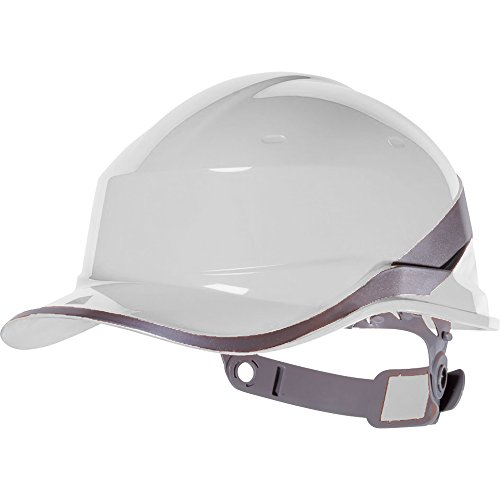 Casque de sécurité haute visibilité Venitex Baseball (Taille unique) (Blanc)