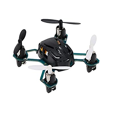 Hubsan H111B Q4 Nano Quadcopter 4CH Gift Box Black Edition (UK) RC Drone