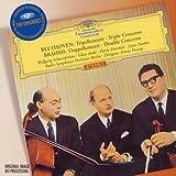 ベートーヴェン:ピアノ、ヴァイオリン、チェロのための三重協奏曲