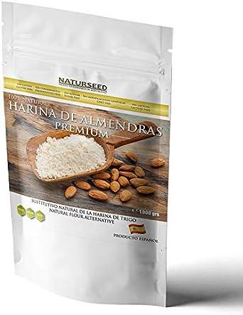NATURSEED - Harina de Almendras Española - Alta en Proteinas ...