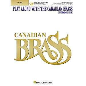 Play Along with the Canadian Brass – Tuba (B.C.)