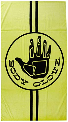 Body Glove Accessories Core Logo Towel Skateboard Bearing Accessory, Adults Unisex, Green(Lime), One Size