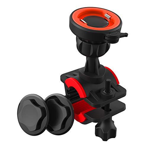 iitrust Soporte para bicicleta/Moto, Giro de 360 Grados, Universal para iPhone 7/6 Plus/6s/6/SE y Android Smartphone( dentro de 7 pulgadas),color negro