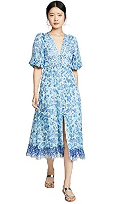 Hemant and Nandita Women's Long Dress