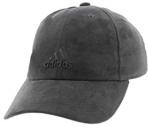 adidas Women's Saturday Plus Cap, Dark Grey, ONE SIZE