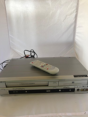Cheap PYE PY90VG DVD/VCR Combo Recorder Player