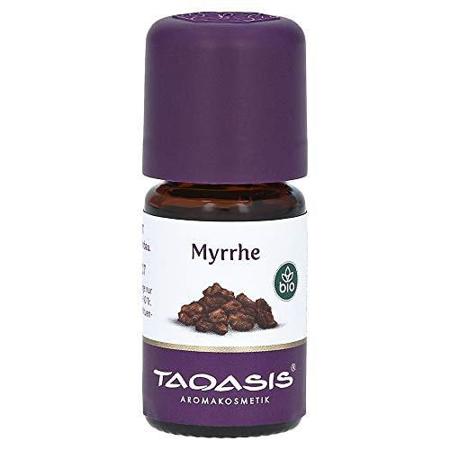 taoasis aceite esencial Mirra bio aceite, 5ML