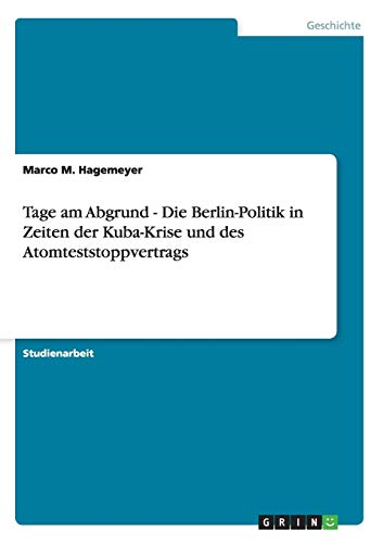 Marco Kube  marca Grin Verlag