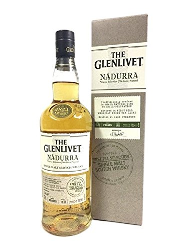 The Glenlivet Nadurra First Fill Selection Single Malt Scotch Whisky 59,8% 0,7l Flasche