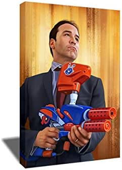 Wholesale ARI Gold Paintball Poster Photo Painting Canvas Artwork on Wall Max 79% OFF
