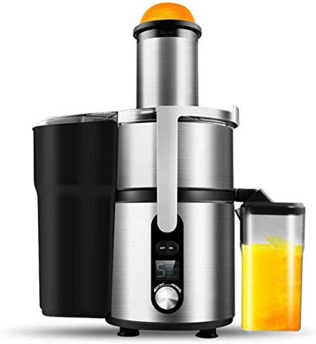 Suikerriet Juicer Commercieel Huishoudelijk Residuensap Scheiding Machine Groot kaliber Automatisch vers geperst sap Fruitmachine