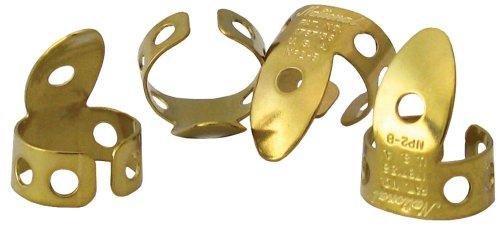 National NP-2B-4PK Finger Picks – Brass – 4 pack